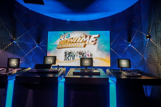 ShowTime Director's Booth