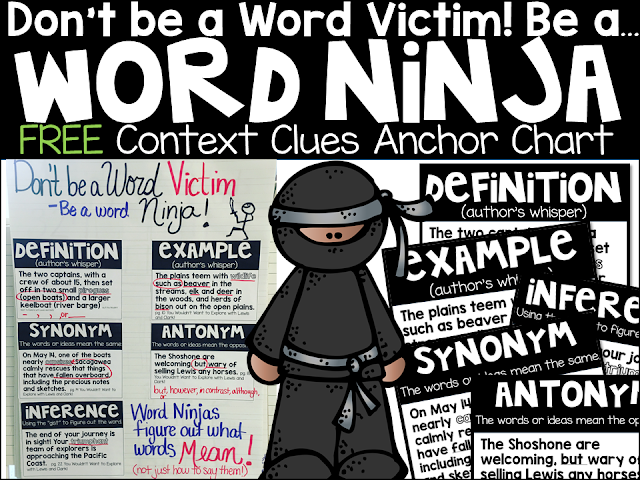 Don't Be a Word Victim: Using Context Clues Effectively