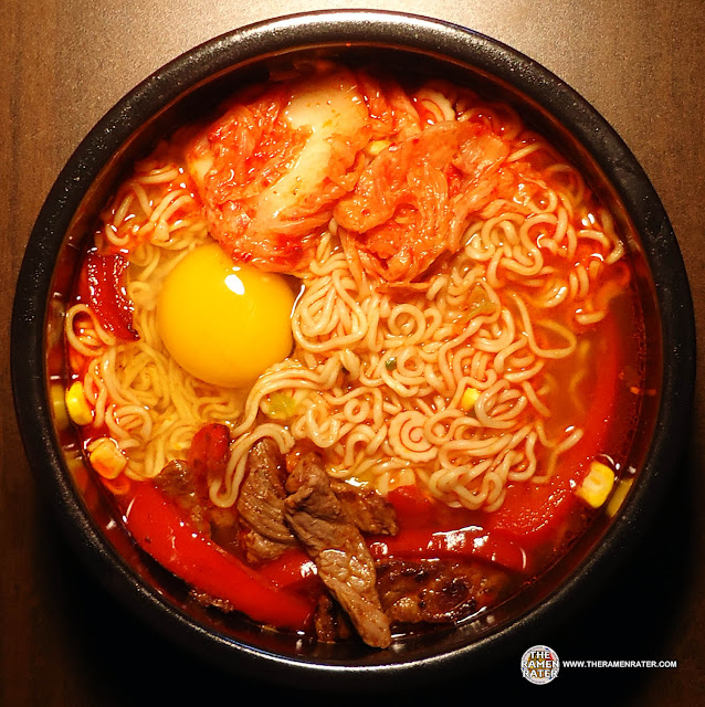 Ramen Telur Kari Pedas, Masakan Jepang Nusantara