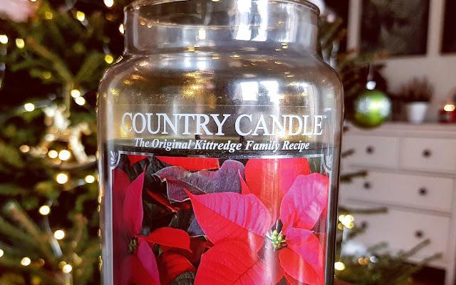 Świąteczny zachwyt - HOME FOR CHRISTMAS Country Candle - Czytaj więcej »