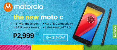 The New Moto C