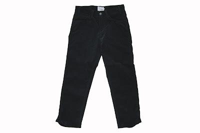 NuGgETS(ナゲッツ)コーデュロイパンツ D)Black NuG-P002-12AW