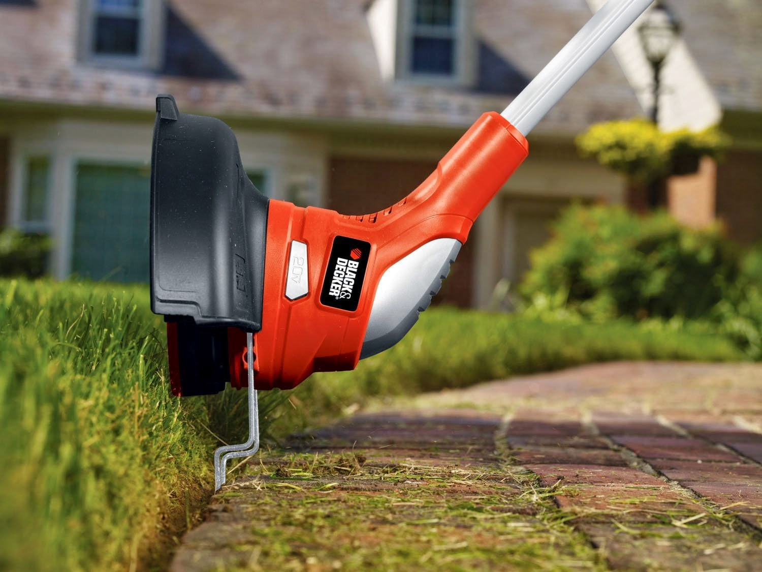 Leaf Blower Gutter Attachment May 2014