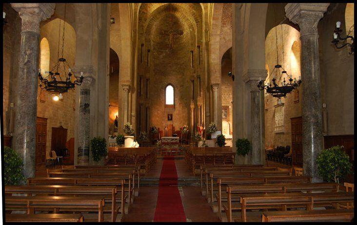 Bisanzio: Chiesa della Magione (Chiesa della SS.Trinità del ...