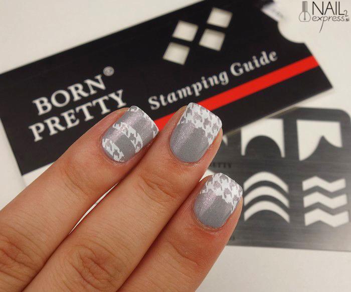Born pretty store Stamping Guide G003_ocena