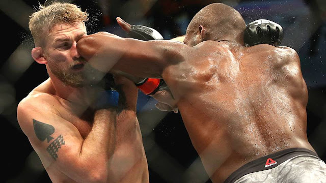 Jon Jones Dominates Alexander Gustafsson At UFC 232