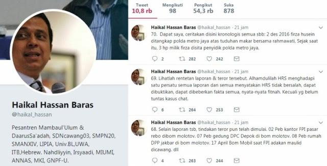 Disebut Sebarkan Ujaran Kebencian, Ustadz GNPF, Karibnya Novel Bamukmin Ini Dilaporkan Oleh Para Habib ke Polda Metro Jaya