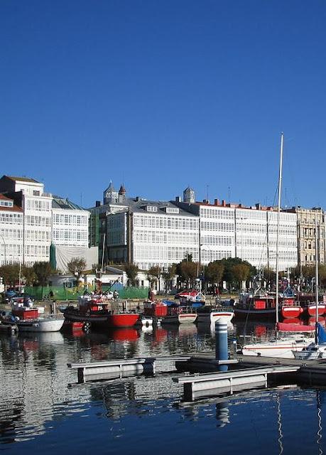 La Coruña.