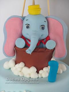 disney dumbo cake