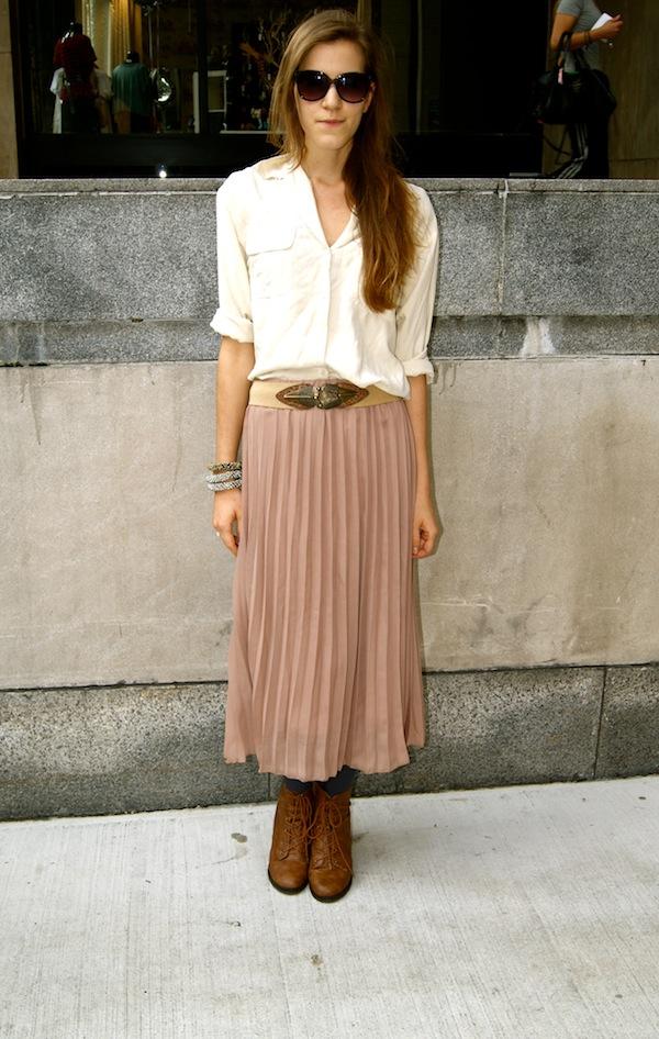 Fashion À la mode: Blog #4- Trend on the Street