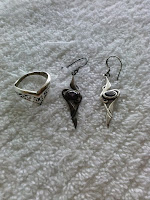 jewelry after baking soda