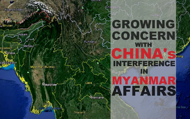 THE PAPER | Growing Concern with China's Interference in Myanmar Affairs