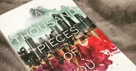 Review: A Thousand Pieces of You - Claudia Grey