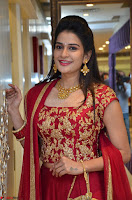 Jenny Honey in Stunning Dark Red Anarkali Dress at Splurge   Divalicious curtain raiser ~ Exclusive Celebrities Galleries 097.JPG