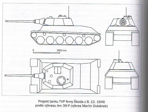 Catainium S Tanks Skoda Tank Vseobecneho Pouziti Skoda Tvp Medium