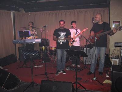 Mandolin Bar