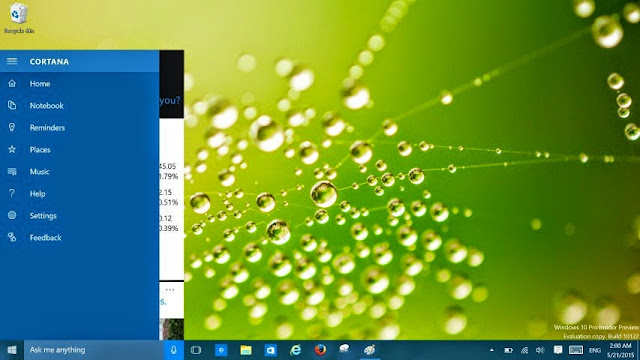Windows 10 Insider Preview Build 10122 ISO