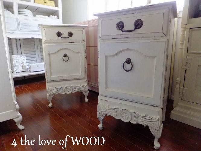 4 The Love Of Wood: ARLENE's