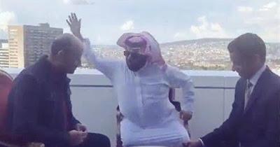 """تركي آل الشيخ """"يشتري"""" عمرو أديب"""