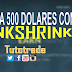 GANA DINERO MIENTRAS DUERMES CON LINKSHRINK, ACORTANDO ENLACES