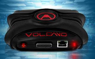 Volcano box setup / driver