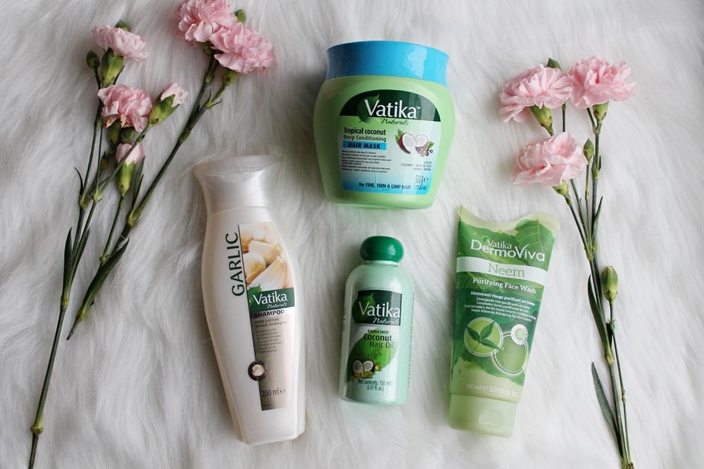 Magiczne Indie - szampon, maska do włosów, olejek i żel do mycia twarzy Vatika