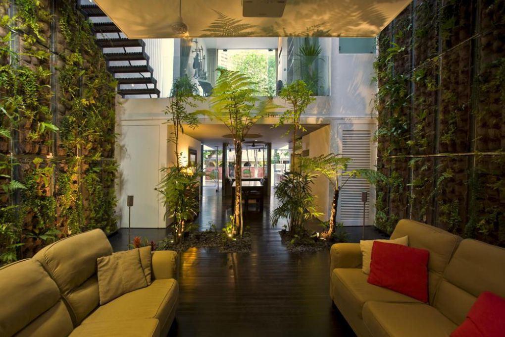 Eco Friendly Interior Design Delectable Eco Friendly Interior Design