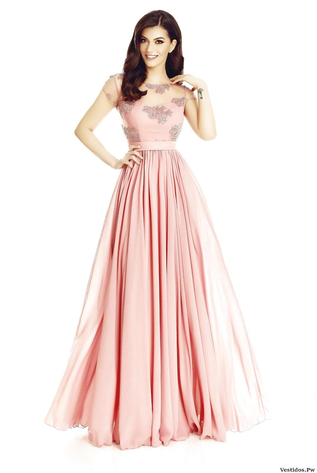 Moderno Vestido Vestido De Gala Composición - Colección de Vestidos ...
