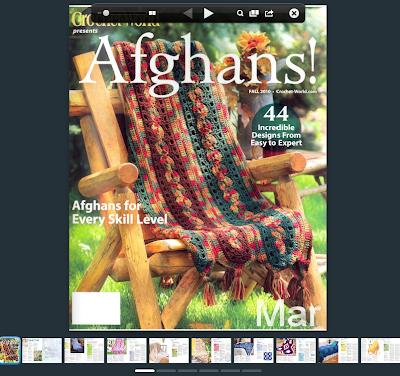 Revista de 44 Mantas Tejidas