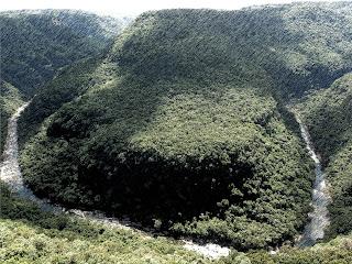 O Belo Vale da Ferradura, em Canela