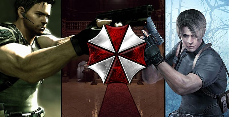 Resident Evil Series Heading To Netflix