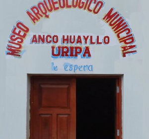 Museo Arqueológico Municipal Anco Huayllo - Uripa