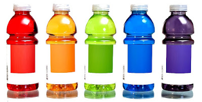 Bebida isotónica hipertónica hipotónica casera