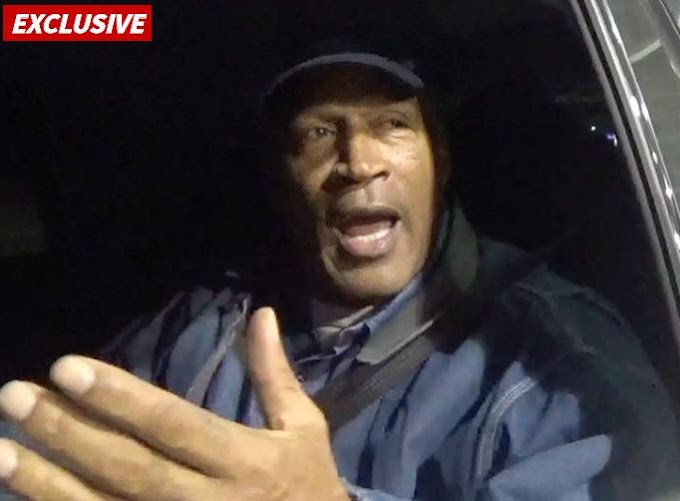 OJ Simpson thrown out Of Vegas Hotel after getting drunk and breaking glasses