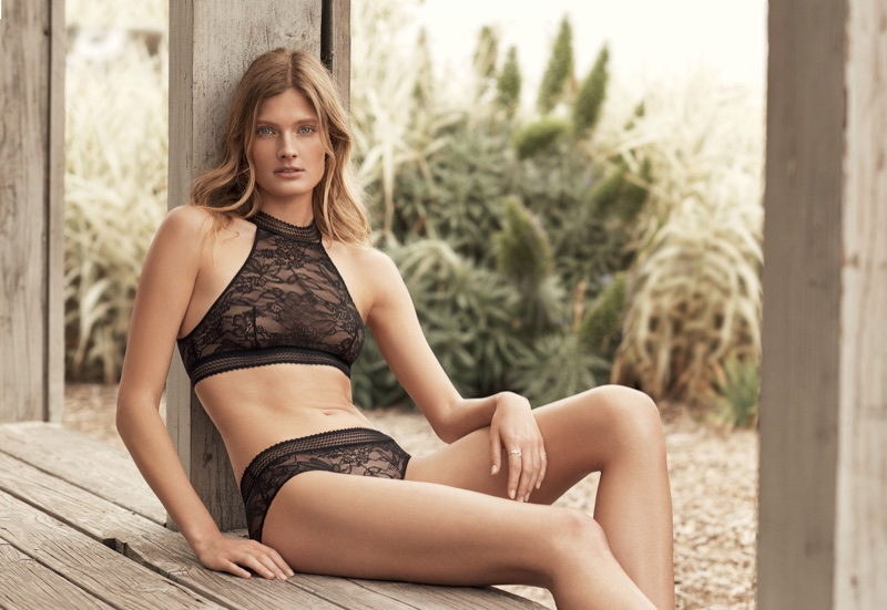 Etam Fall/Winter 2017 Lingerie Campaign