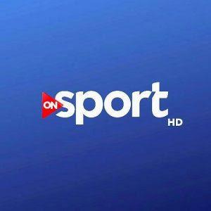 تردد قناة اون تي في سبورت frequence on sport tv nilesat