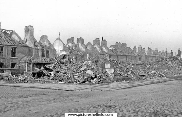 13 December 1940 worldwartwo.filminspector.com Sheffield