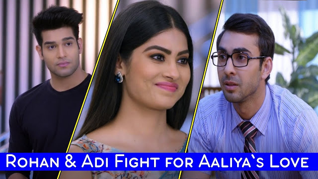 OH NO! Rohan and Adi fight for Aaliya in Yeh Hai Mohabbatein