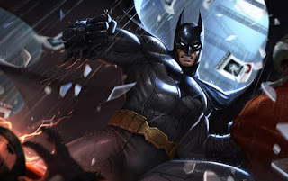 Batman liên quân mobile