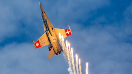 FA-18 Fighter Aircraft iPad
