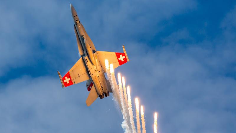 FA-18 Fighter Aircraft HD