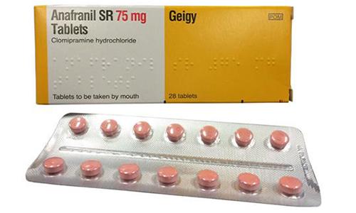 سعر أقراص أنافرانيل Anafranil لعلاج الأكتئاب