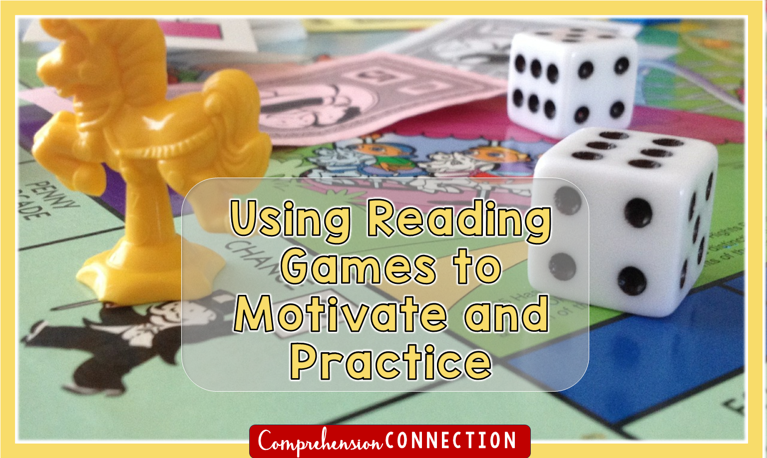 Reading games provide excitement, motivation, and skill building. They're perfect for small group instruction and whole group review. Check out this post to learn about ways you can use games for your instruction.