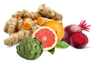 Makanan untuk detoksifikasi tubuh