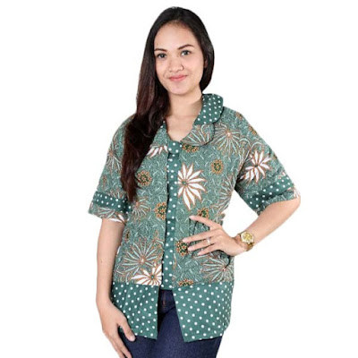 Model Baju Batik Panitia Pesta Pernikahan Terbaru
