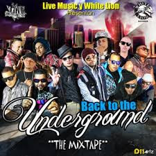 Live Music and White Lion - Presentan Back To The Underground (The Mixtape) (2013)