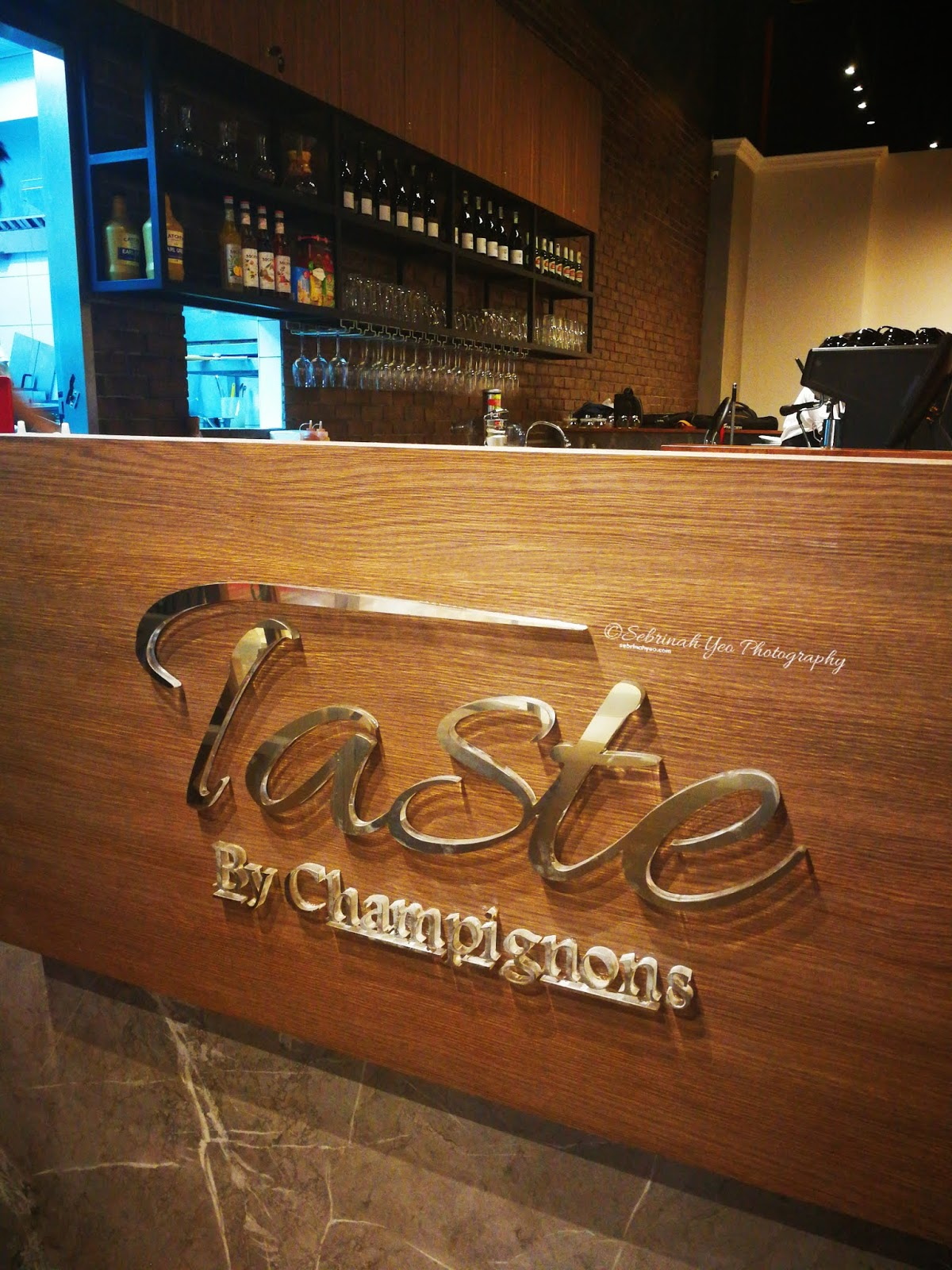 The Champignons Cake Shop Taste By Champignons Malaysia