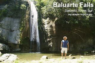 Baluarte Falls