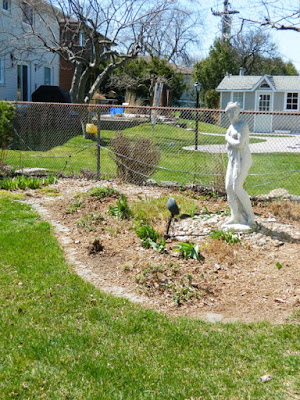 Etobicoke Toronto spring garden clean up after by Paul Jung Gardening Services Inc