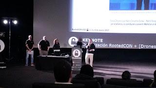 Rooted2017 - Keynote - El equipo de RootedCon